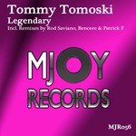TOMOSKI, Tommy - Legendary (Front Cover)