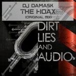 DJ DAMASK - The Hoax (Front Cover)