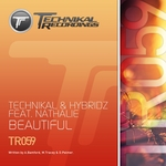 TECHNIKAL/HYBRIDZ feat NATHALIE - Beautiful (Front Cover)