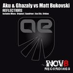 AKU & GHAZALY vs MATT BUKOVSKI - Reflections (Front Cover)