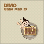 DIMO - Rising Funk EP (Front Cover)