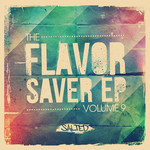 J&M BROTHERS/MOON ROCKET - The Flavor Saver EP Vol 9 (Front Cover)