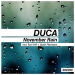 DUCA - November Rain (Front Cover)