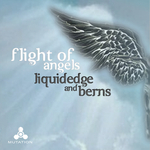 LIQUIDEDGE/BERNS - Flight Of Angels (Front Cover)