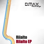 RIIALTO - Riialto EP (Front Cover)