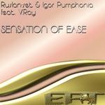 RUSLAN SET/IGOR PUMPHONIA feat V RAY - Sensation Of Ease (Front Cover)