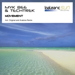 MYK BEE/TECHTREK - Movement (Front Cover)