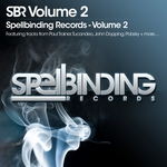 VARIOUS - Spellbinding Records - Volume 2 (Front Cover)