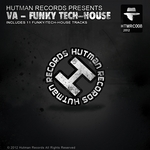 VARIOUS - Funky Tech House (Front Cover)