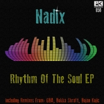 NADIX - Rhythm Of The Soul EP (Front Cover)