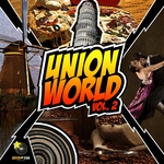 VARIOUS - Union World Vol 2 (Front Cover)