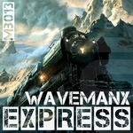 WAVEMANX - Express EP (Front Cover)