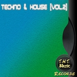 VARIOUS - Techno & House Vol 2 (Front Cover)
