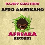 GUALTIERO, Rajeev - Afro Americano (Front Cover)