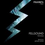 FELLSOUND - Raindrops (Front Cover)