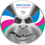 BUNNY ON ACID - Just Teasing EP (Front Cover)