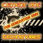 CEMENT ONE feat FUN GENERATION - Techno Vibes (Front Cover)