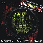MONTEK - My Little Game (Front Cover)