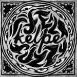 KELPE - I Felt Fuzzy EP (Front Cover)
