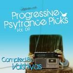 VARIOUS - Progressive Psy Trance Picks Vol 9 (Front Cover)
