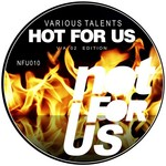 VARIOUS - Hot For Us 02 (Front Cover)