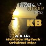 SALINAS, Omar feat KB - O A Lla (Front Cover)