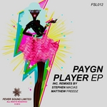 PAYGN - Player EP (Front Cover)