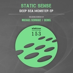 STATIC SENSE - Deep Sea Monster EP (Front Cover)