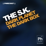 THESK - Dark Planet (Front Cover)
