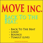MOVE INC - Back To The Beat (Front Cover)