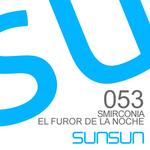 SMIRCONIA - El Furor De La Noche (Front Cover)