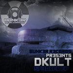 DKULT - Speaker EP (Front Cover)