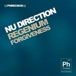 NU DIRECTION - Regenium (Front Cover)