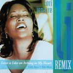 JENAIRE, Lori - Love Is Like An Itching In My Heart (remixed) (Front Cover)