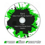 R3NJI - Hello From Planet Earth (Front Cover)