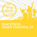 BLACKTRON - Miami Essential EP (Front Cover)