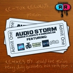 AUDIO STORM - Dance Floors R 4 Dancing On (Front Cover)