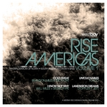 BRANDON MILES/TRICKY PAT/DOPPLER/FLACO/WILL MILES/STEREOTYPE - Rise Americas Vol 1 (Front Cover)