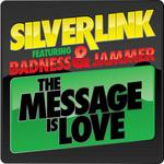 SILVERLINK/JAMMER - The Message Is Love (remixes) (Front Cover)