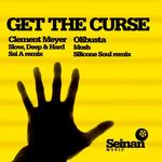 MEYER, Clement/OLIBUSTA - Get The Curse EP (Front Cover)