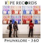 PHUNKLORE - 360 (Front Cover)