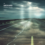 DECKARD - These Days Vol 1 (Front Cover)