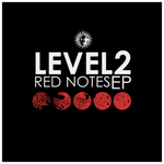 LEVEL 2 - Red Notes EP (Front Cover)