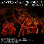 AN TEN NAE - Acid Crunk EP 9 (Front Cover)