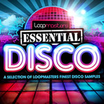 LOOPMASTERS - Essentials 08: Disco (Sample Pack WAV) (Front Cover)