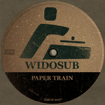 WIDOSUB - Paper Train (Front Cover)