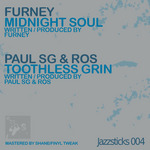 FURNEY/PAUL SG/ROS - Midnight Soul (Front Cover)