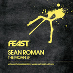 ROMAN, Sean - The Moan EP (Front Cover)