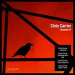 CARRIER, Chris - Thrashin EP (Front Cover)