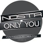 NOSTA - Only U (Back Cover)